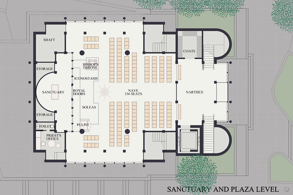 10000 sq ft church plans. Rotator powered by EasyRotator  a free and easy jQuery slider builder from DWUser com Please enable JavaScript to view RocheDinkeloo St Nicholas