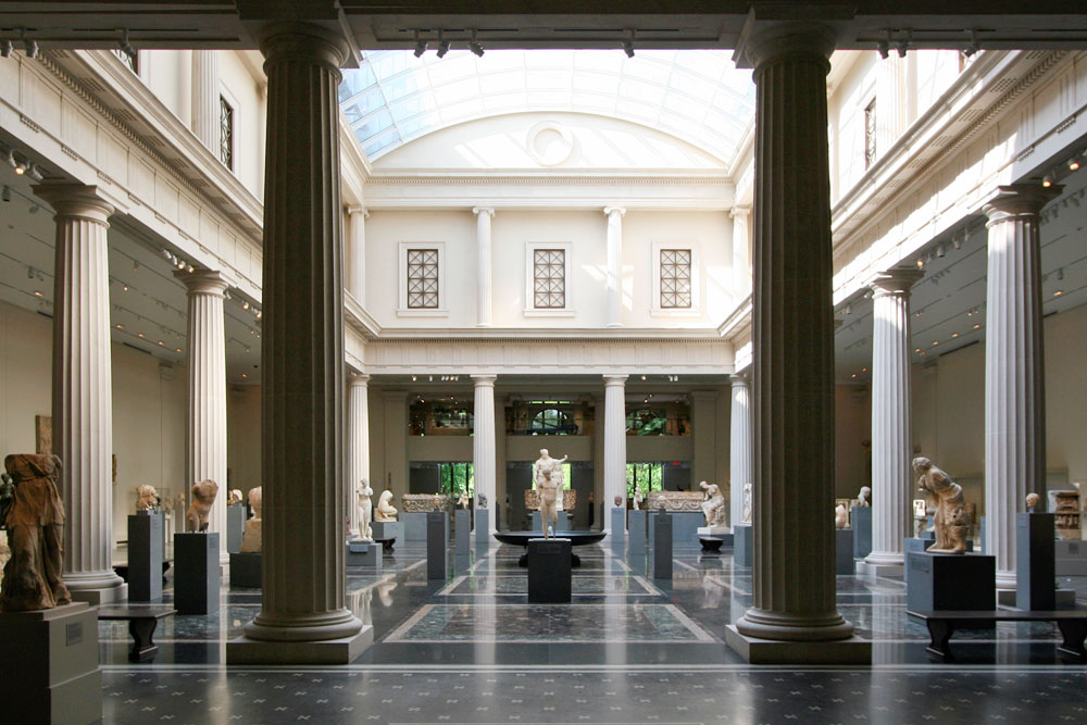 Visitors at the Metropolitan Museum of Art in 2014 exceed 6.2 million.